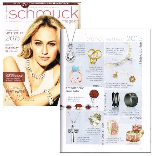Schmuck magazin 2015